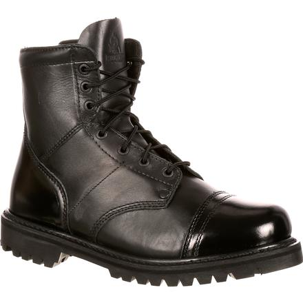 Bota militar con cierre lateral Rocky Paraboot