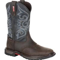 Rocky Original Ride FLX Women's Waterproof Western Boot, , medium