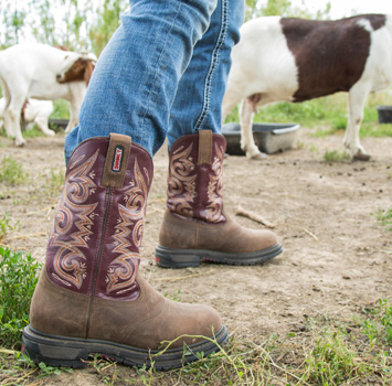 rocky womens western , outdoor , duty and work boots and apparel