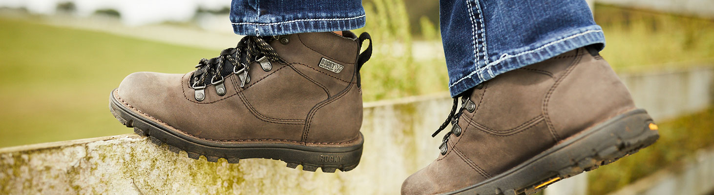 rocky womens boots