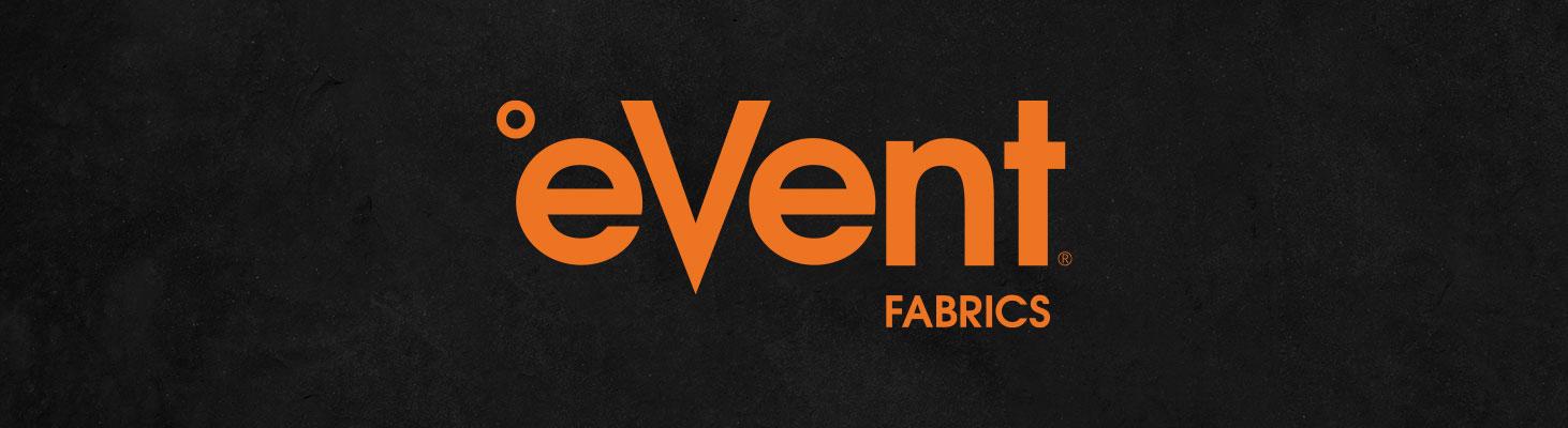 eVent fabrics waterproof