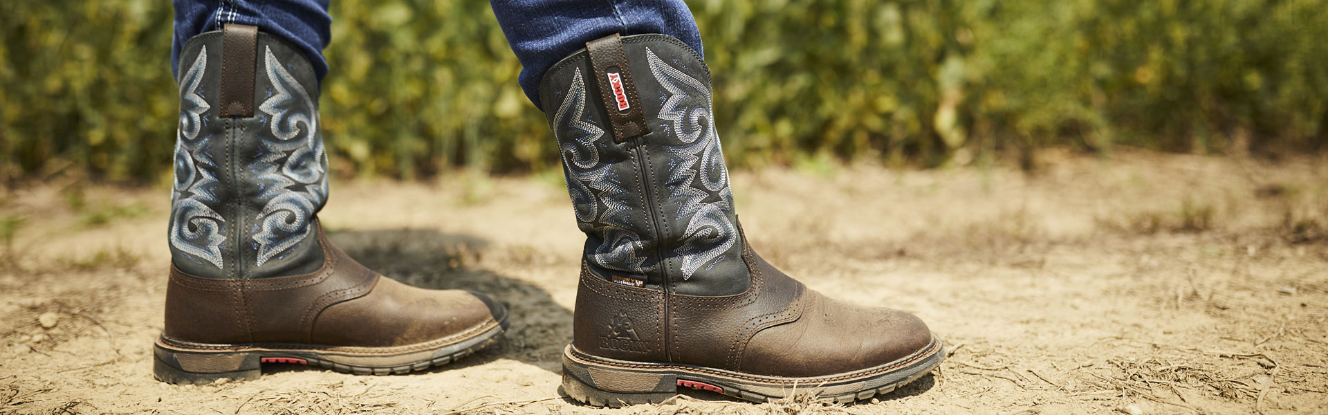 rocky womens western boots