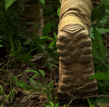 vibram outsole rocky boots