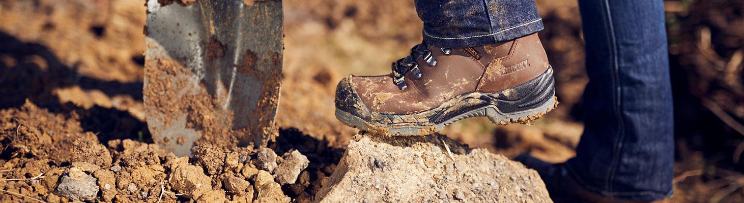 rocky womens work boots