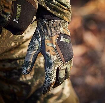 rocky gloves